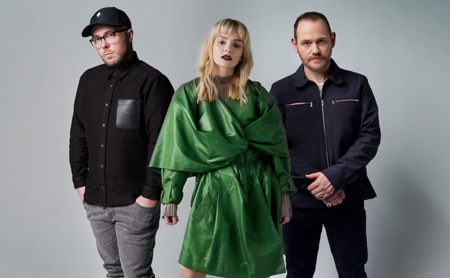 CHVRCHES at The Pageant
